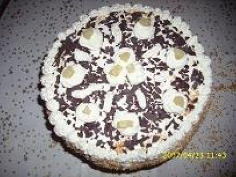Przepis: Tort princessa