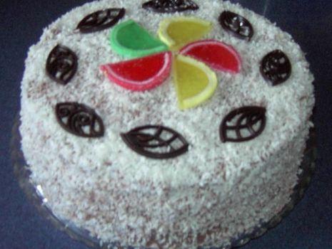 Przepis: Szybki Tort urodzinowy