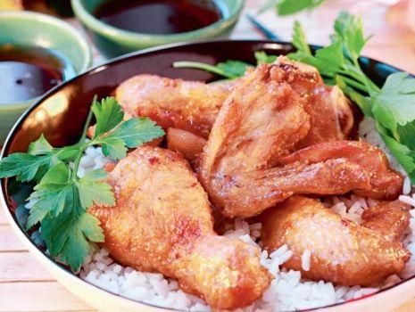Przepis: Kurczak po chińsku z sosem sojowym