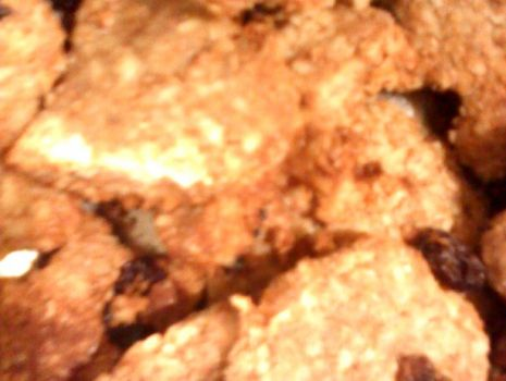 Przepis: Zdrowe ciasteczka owsiane