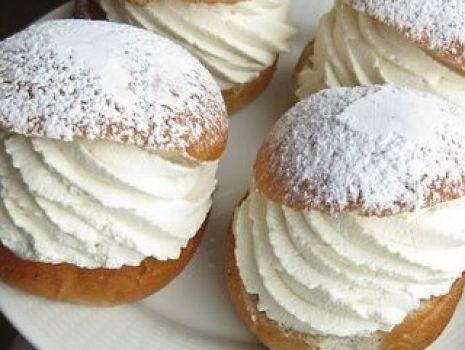 Przepis: Semla-tradycyjne wielkanocne ciastka z kremem