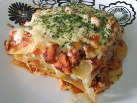 Przepis: Prawie jak Lasagne...