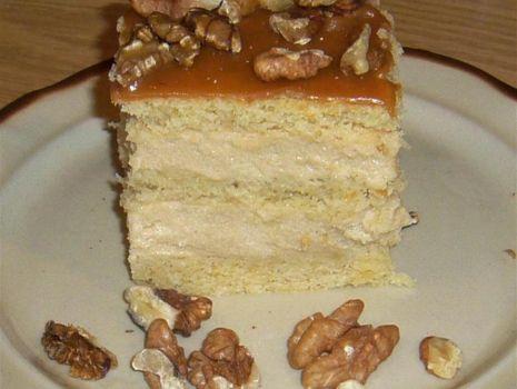 Przepis: Ciasto krówka wspaniała