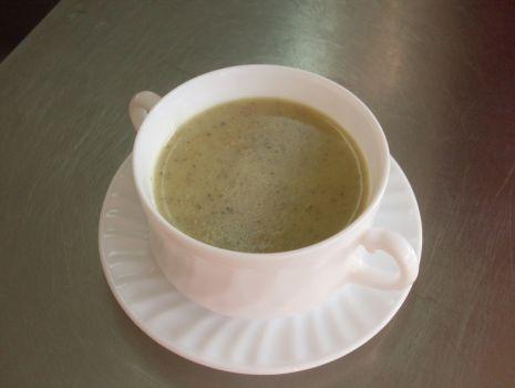 Przepis: Zupa krem z kapusty pekińskiej
