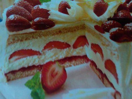 Przepis: TORT NA WAŻNE OKAZJE