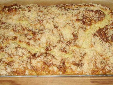 Przepis: ciasto drożdżowe dla leniucha