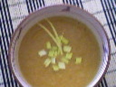 Przepis: Zupa krem z marchwi