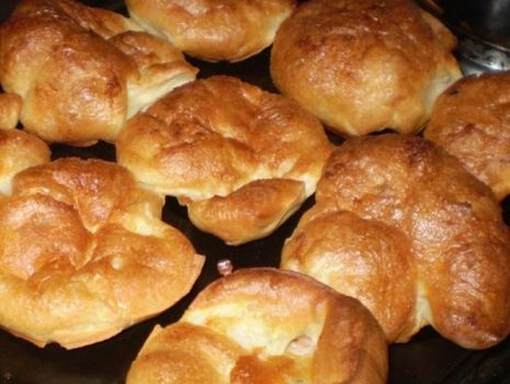 Przepis: Yorkshire pudding :