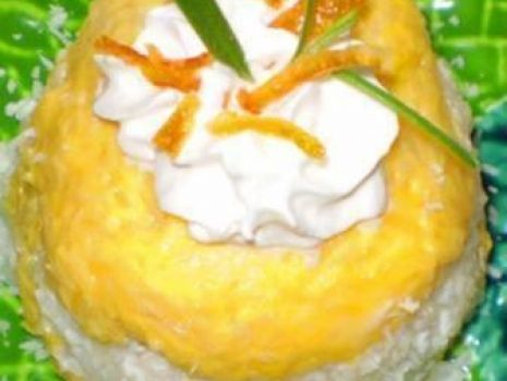 Przepis: Kokosowy ryż z mango na deser :