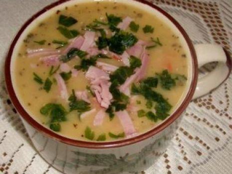 Przepis: Zupa  z soczewicy :