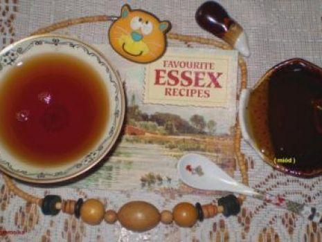 Przepis: Herbata cynamonowa :