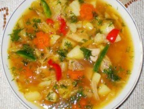 Zupa Z Wloskiej Kapusty Przepis Na Zupa Z Wloskiej Kapusty