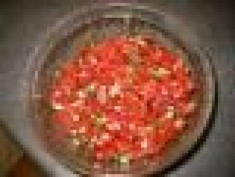 Przepis: salsa