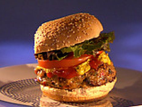 Przepis: Hamburgery z kurczaka
