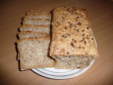 Przepis: Chleb