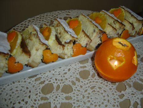 Przepis: Sernik ze skórką pomarańczową