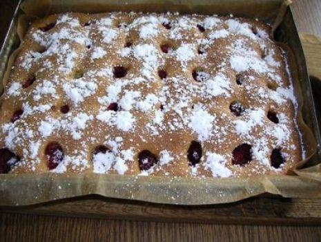 Przepis: Ciasto wg Aleex z owocami