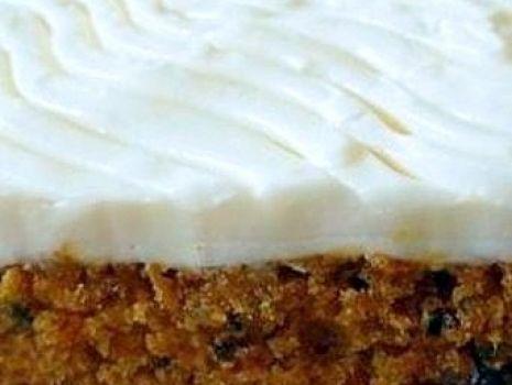 Przepis: Ciasto migdałowo-marchewkowe