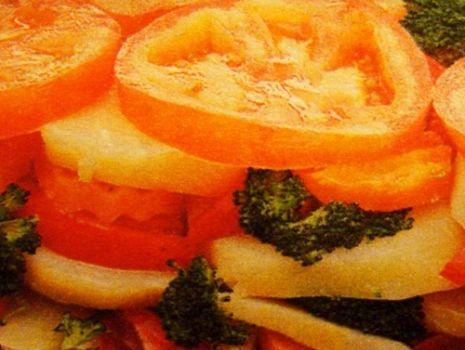 Przepis: Zapiekanka z warzyw