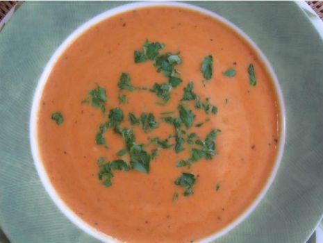 Przepis: Zupa pomidorowa