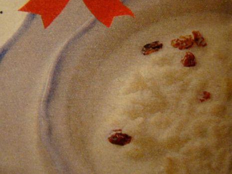 Przepis: Zupa migdałowa