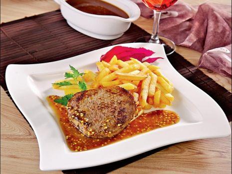 Przepis: Stek z polędwicy