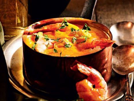 Przepis: Zupa Karaibska rybna