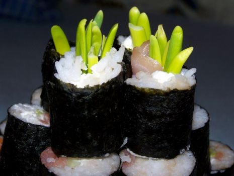 Przepis: Sushi