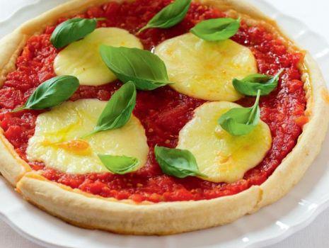 Przepis: Pizza margherita