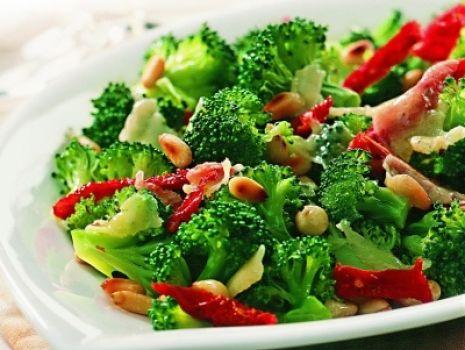 Przepis: Brokuły z gorgonzolą