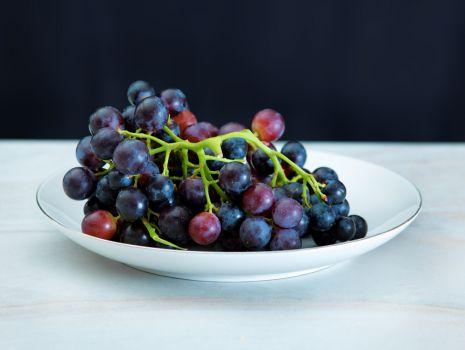 Przepis: Kompot z winogron