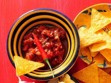 Przepis: Salsa Roja