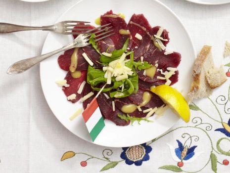 Przepis: Włoskie carpaccio
