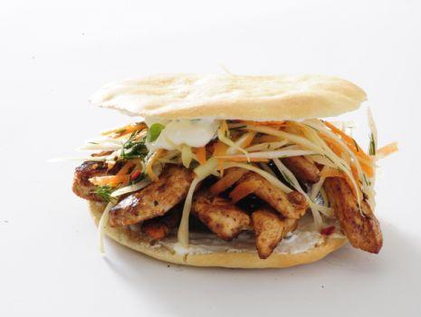 Przepis: Lekki kebab