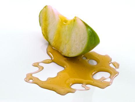 Przepis: Pastyła z jabłek