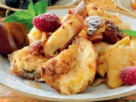 Przepis: Omlet słodki cesarski