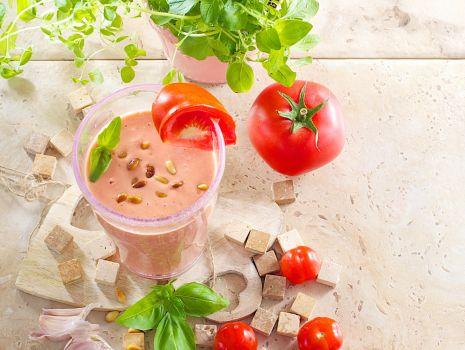 Przepis: Pomidorowe smoothie