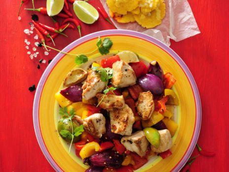 Przepis: Kurczak po meksykańsku