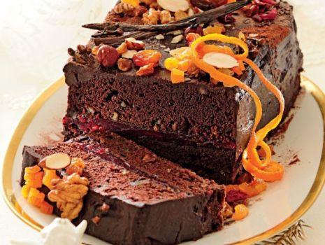 Przepis: Piernik czekoladowy