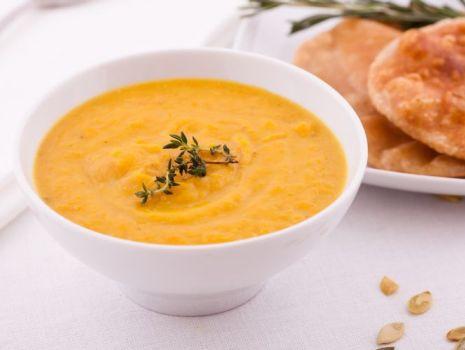 Przepis: Zupa z dyni