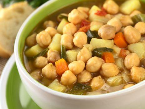 Przepis: Zupa z ciecierzycy