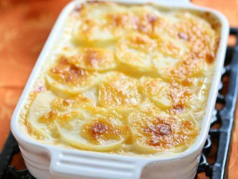Przepis: Zapiekanka z ziemniaków