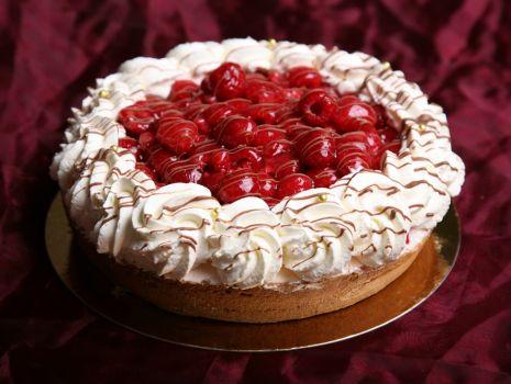 Przepis: Tort czekoladowiec