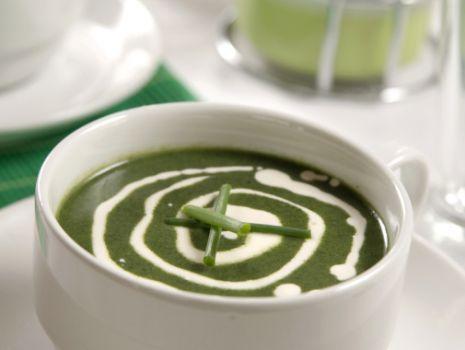 Przepis: Zupa pokrzywowa