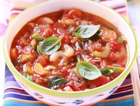 Przepis: Minestrone – zupa jarzynowa