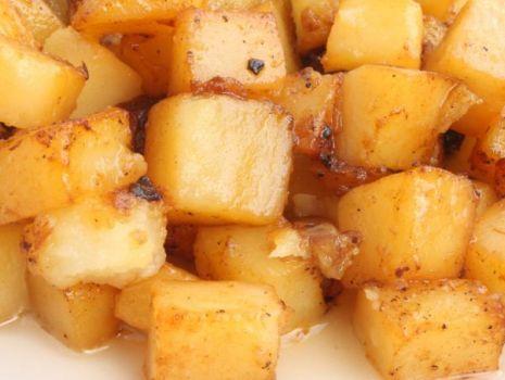 Przepis: Ziemniaki po normandzku