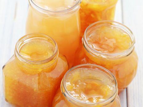 Przepis: Marmolada z jabłek i gruszek