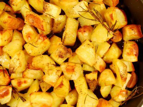 Przepis: Ziemniaki po walijsku