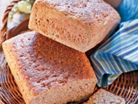 Przepis: Chleb żytni na zakwasie