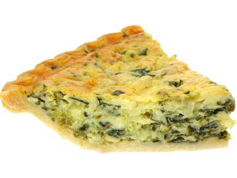 Przepis: Tarta z serem pleśniowym
